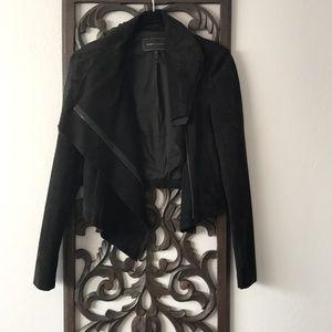 Suede BCBG jacket